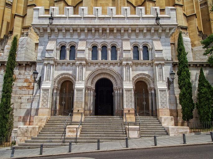 Cripta de la catedral de la Almudena - Juan M. S.