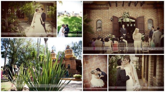 Boda destino de Roxana y Roberto. Fotos de Aurora Photography