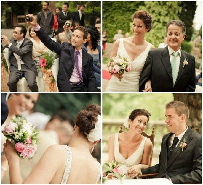 Las ceremonias civiles pueden ser oficiadas por un amigo de la pareja