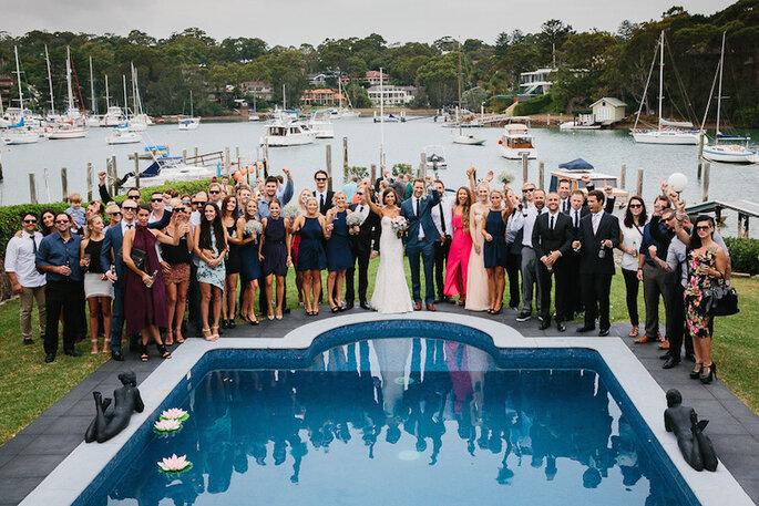 12 tipos de invitados que encontrarás en todas las bodas - David Campbell Imagery