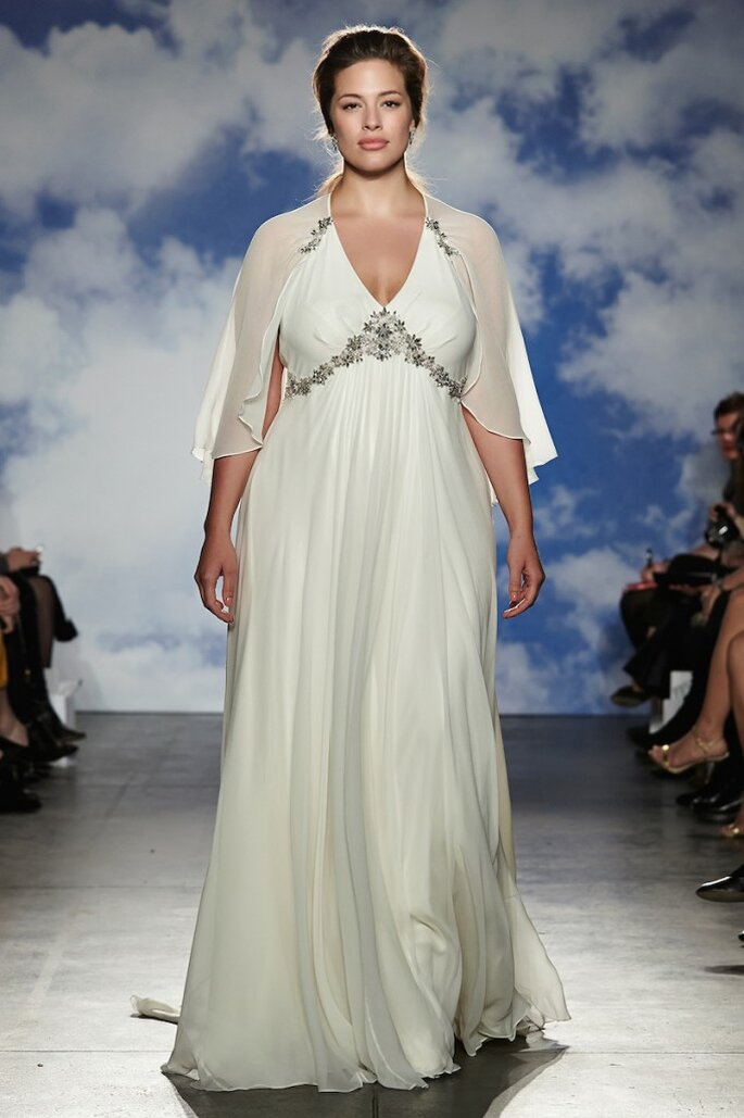 Jenny Packham - Colección Primavera 2015 - New York Bridal Week