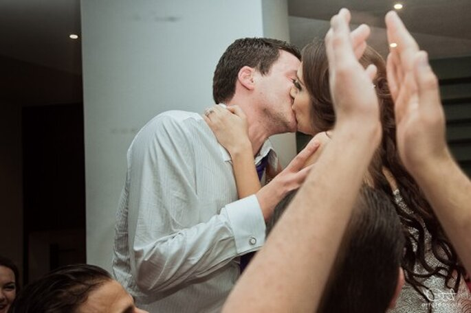 Fotografía en boda civil - Foto Arturo Ayala