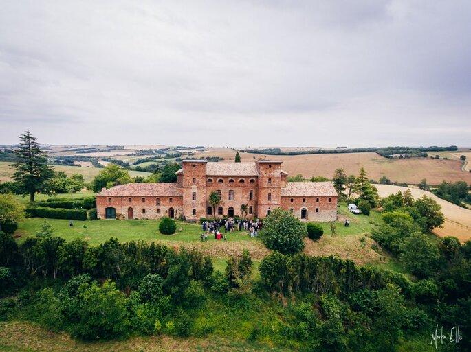 Château de Fajac la Relenque