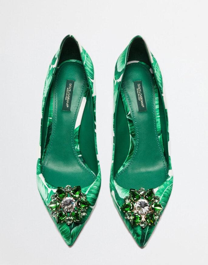 Zapatos de novia. Credits: Dolce & Gabbana