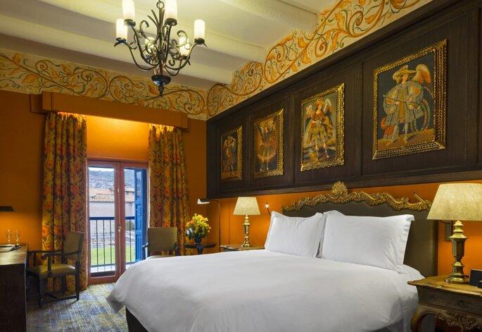 Foto:: Palacio del Inka