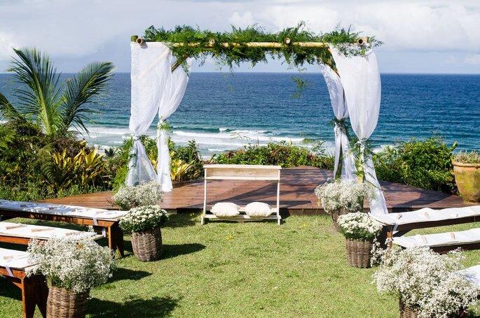 Foto divulgação Txai Resort Itacaré