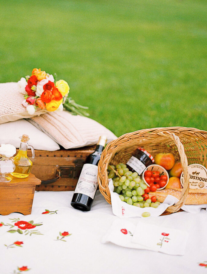 Boda picnic - Alexander James