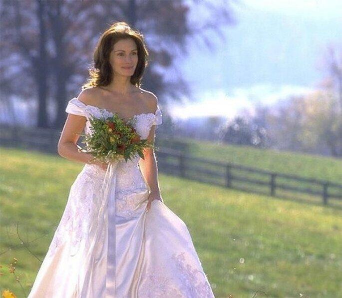 """Julia Roberts nel film """"Se scappi ti sposo"""""""