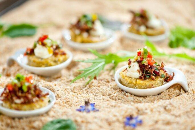 Foto Divulgação Opção {A} - Gastronomia e Eventos