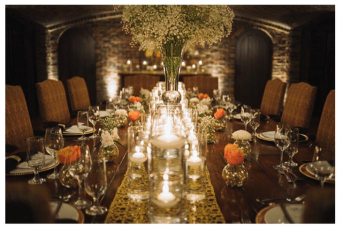 La importancia de contratar una wedding planner - Foto Jordan Weiland Photography