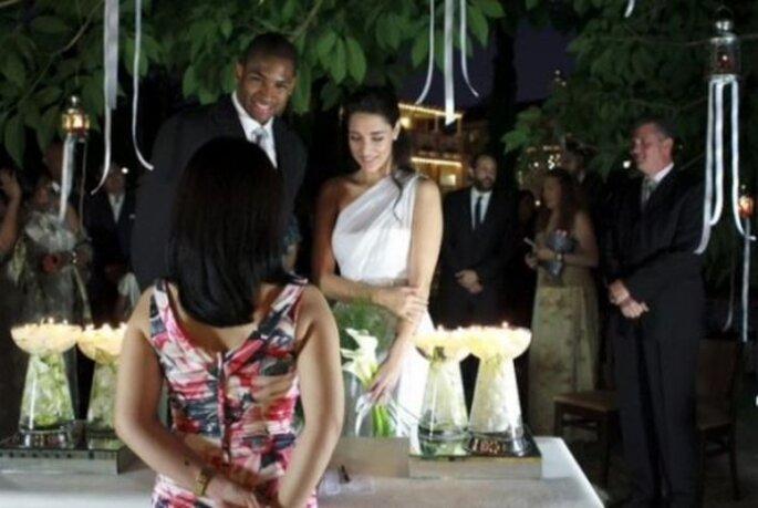 Detalles de la boda de Amelia Vega y Al Horford