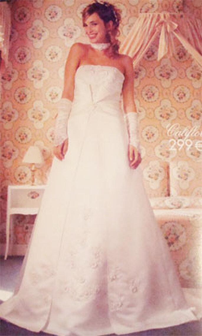tati mariage robe cironelle - Tati Mariage Marseille
