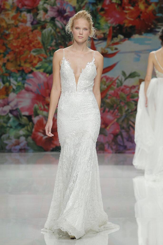 Foto: Galia Lahav en Barcelona Bridal Week
