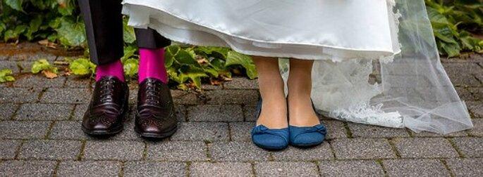 Evitez les chaussures à talons le jour du mariage ! - Photo : Günter Weber