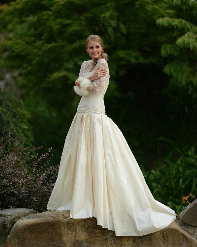 Robe de mariée Catherine Varnier - Modèle : Isadora