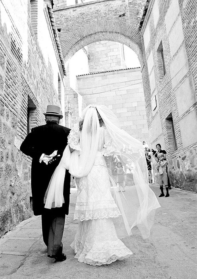 En Click 10 son expertos en hacer un reportaje social de la boda. Foto: Click 10