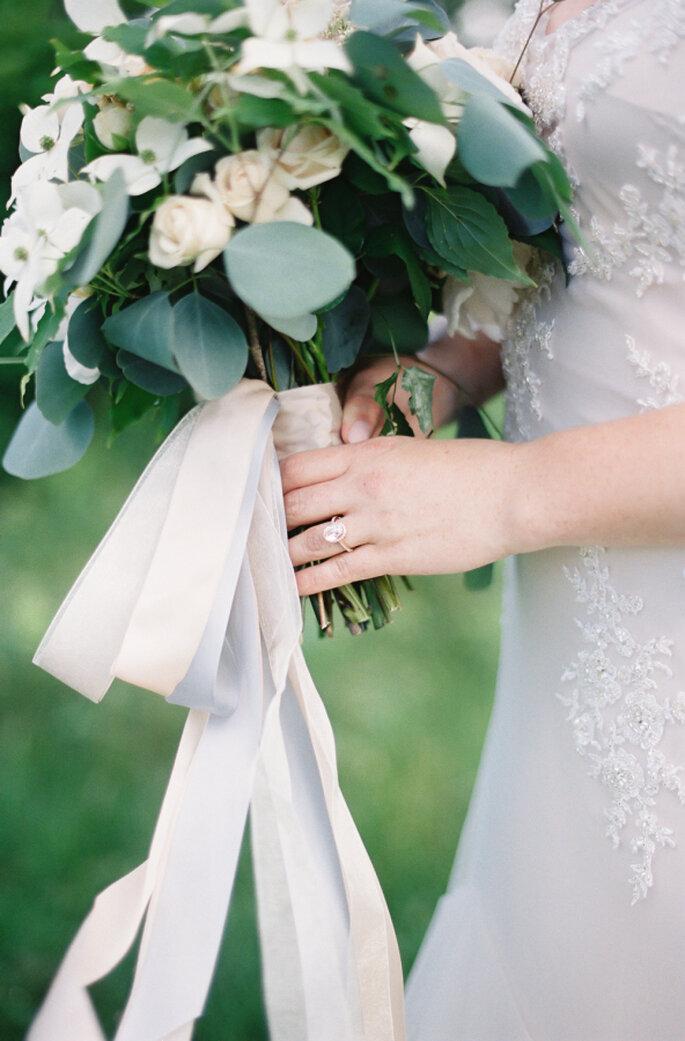 ramos en color blanco - O'Malley Photographers