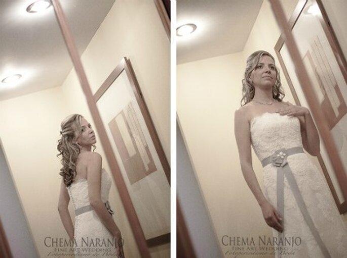 Se acerca el gran momento, María se prepara para la boda - Fotografía: Chema Naranjo