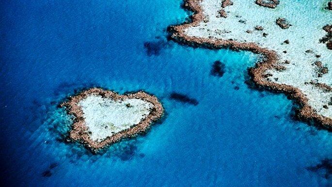 Heart Island. Foto: www.vacanzeaustralia.it