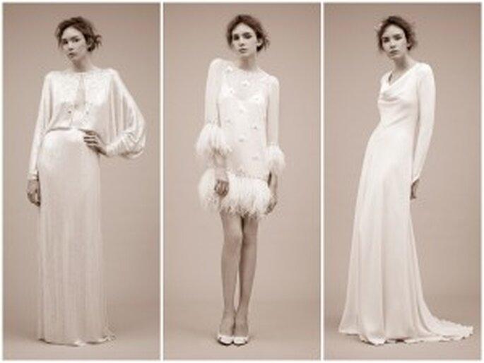 Vestidos de novia de Jenny Packham - Primavera / Verano 2011