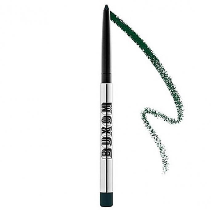Delineador para maquillaje de novia en color verde esmeralda - Foto Sephora