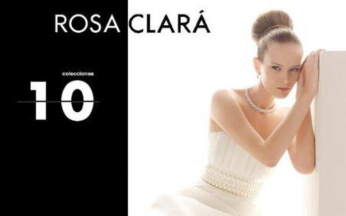 Colección de vestidos de novia Two Collection - Rosa Clará 2010