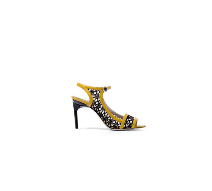Glamourös: Schuhe mit einem unvergesslichen Design – Foto: Jason Wu