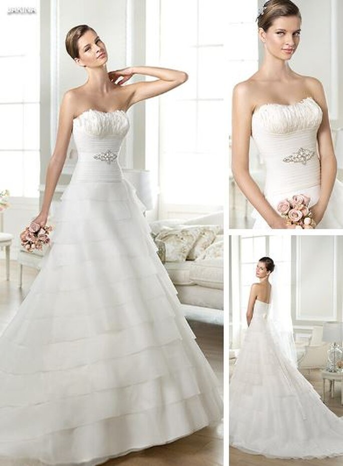 Suknia ślubna 2014 White One