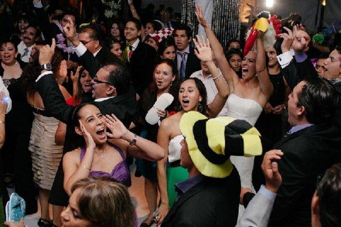 40 canciones con coreografía para boda - Foto Arody Sánchez