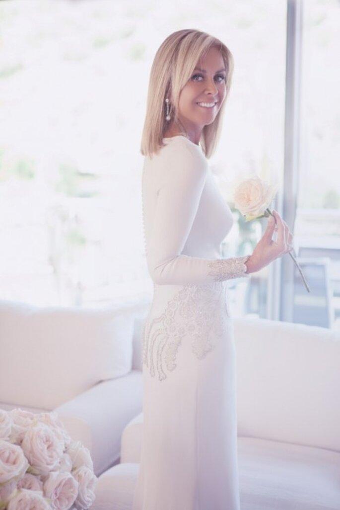 Inspírate en la boda de Rosa Clará para organizar tu boda - Foto Rosa Clará