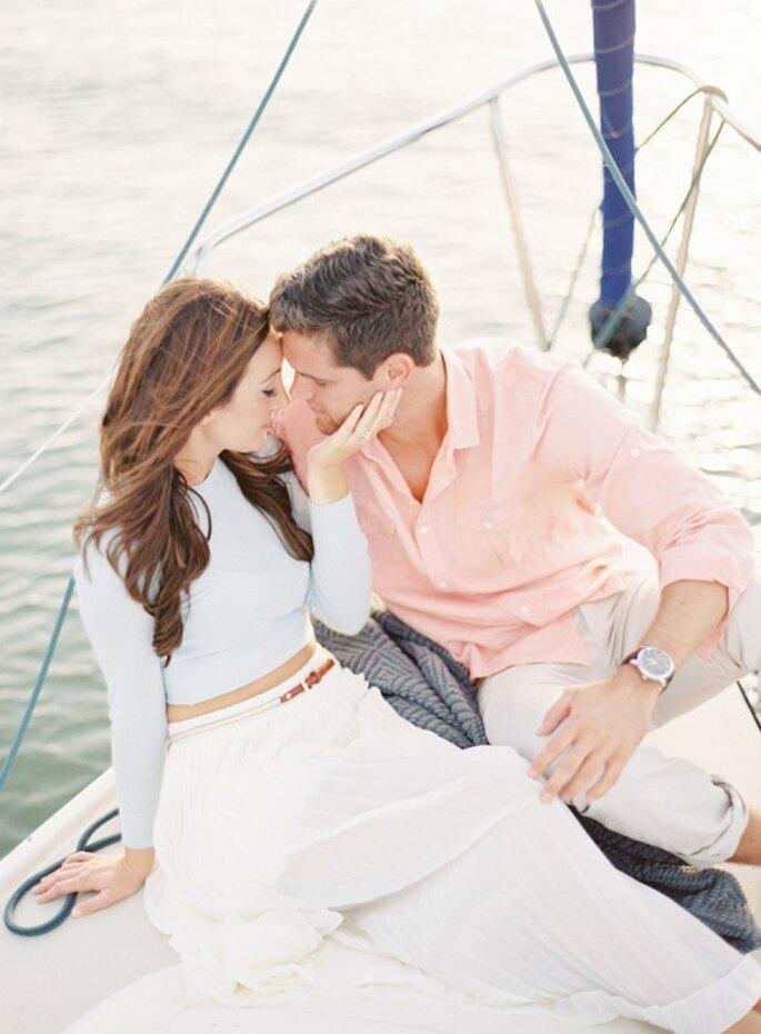 15 señales de que estás con el hombre perfecto - Foto Melanie Gabrielle