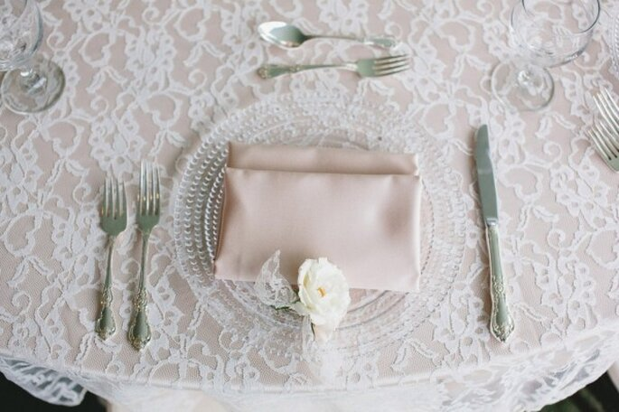 Real wedding: la boda más inspiradora en un elegante jardín, con ...