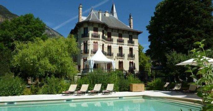 La Villa Morelia : un cadre raffiné et apaisant pour votre mariage