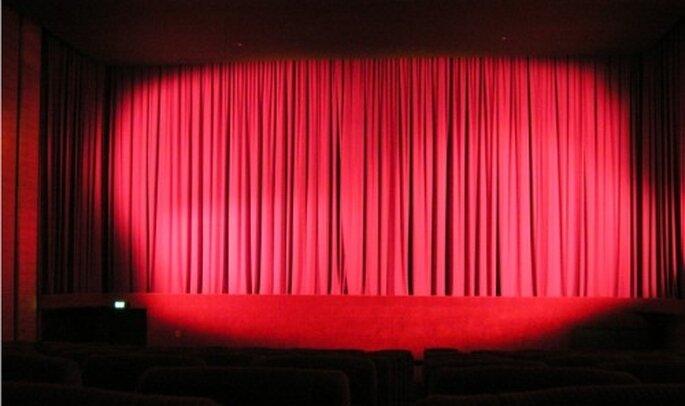 Kino einmal anders – Foto: everystockphoto.com/flickr, Cyron Ray Macey