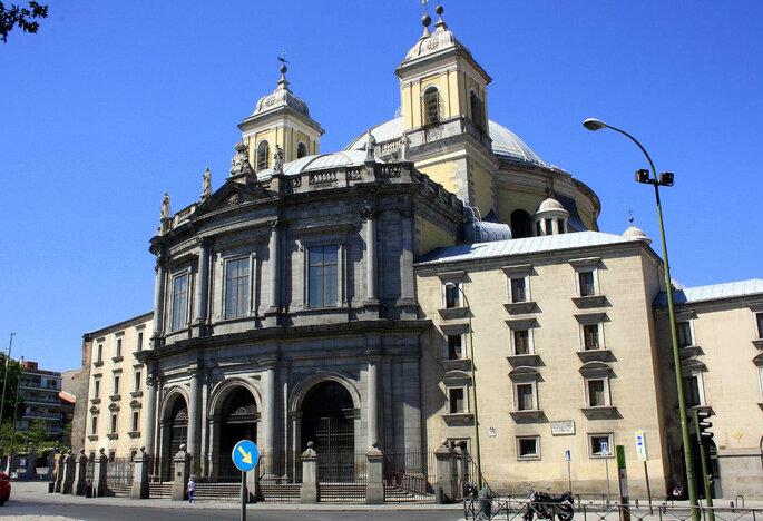 Real Basílica San Francisco el Grande - Enrique Cordero
