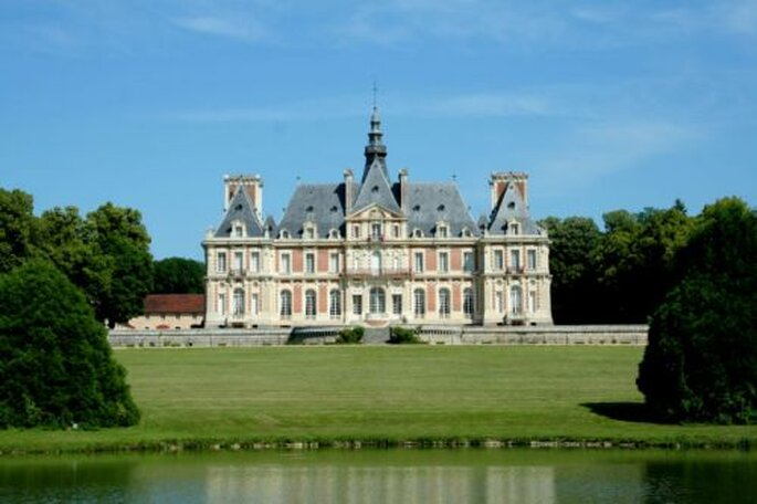 Le Château de Baronville pour un mariage majestueux