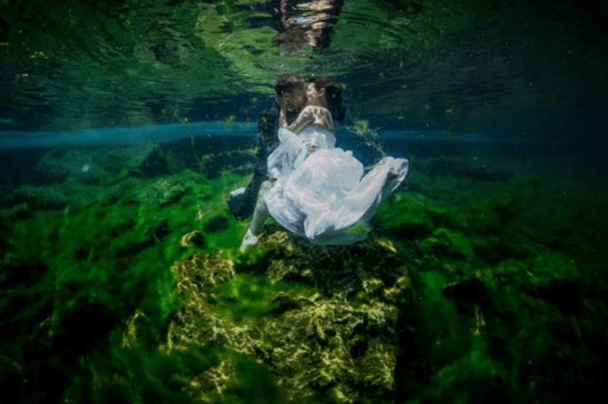 Sin importar el ritual que elijas, tu boda siempre deberá estar basada en el amor - Foto Rodrigo del Río
