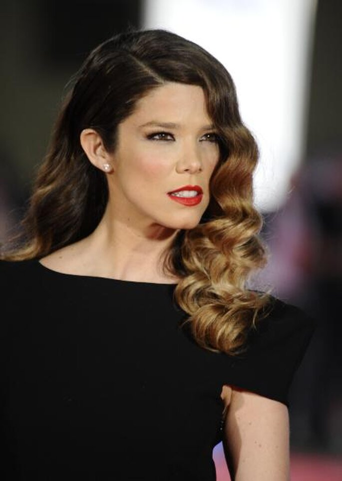 Juana Acosta premios Goya 2012. Foto de Image.net