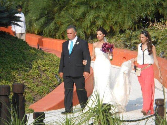 Contrata un WP y disfruta de una boda encantadora - Foto Marcela Borro