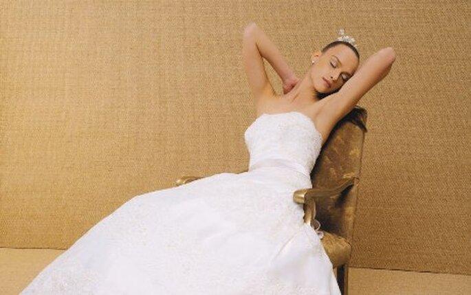 Colección de vestidos de novia Charo Peres 2010
