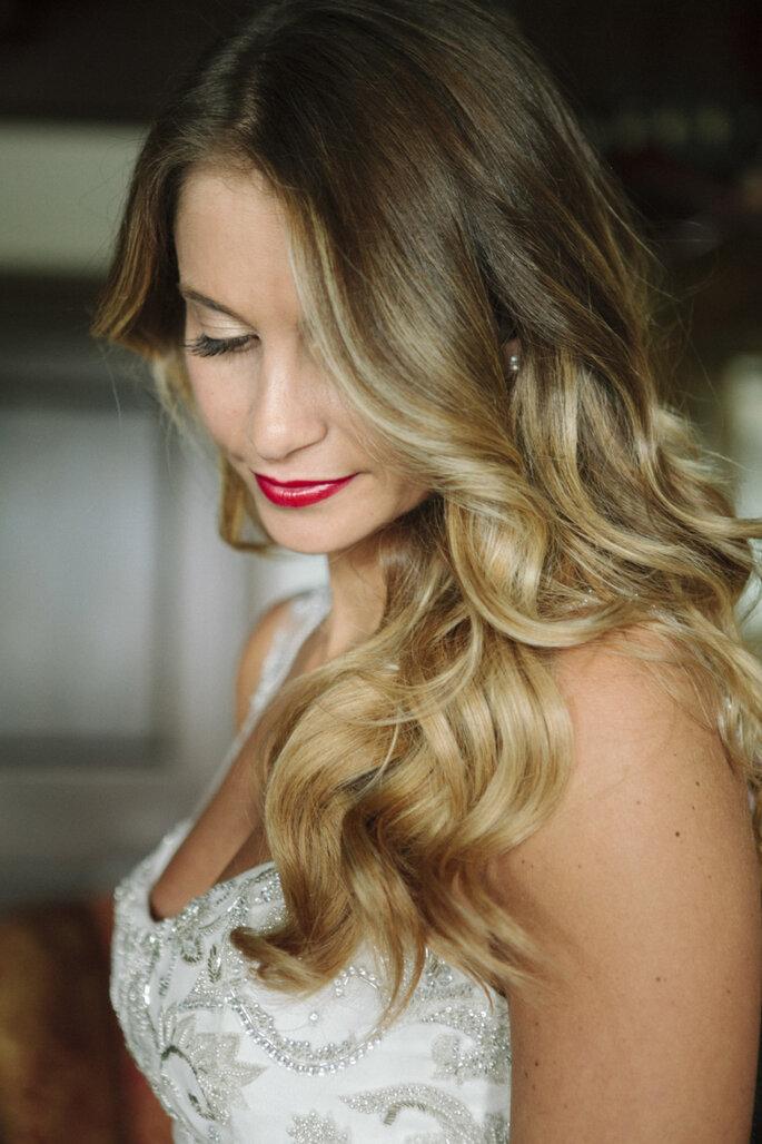 Peinados románticos 2016 - Ashley Seawell Photography