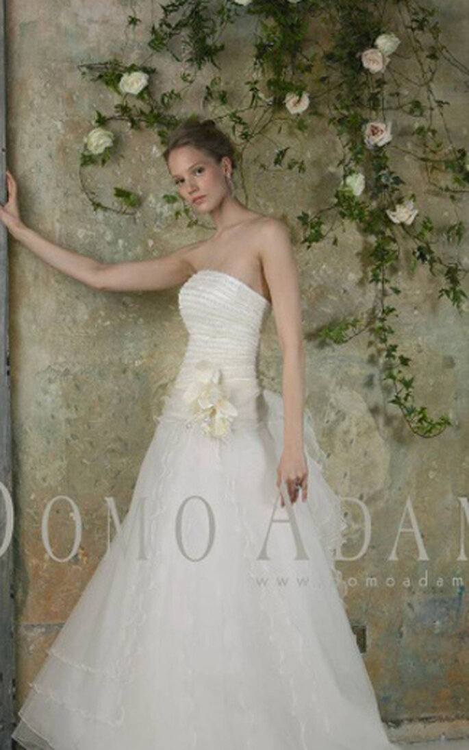 Abiti da sposa DOmo Adami 2010