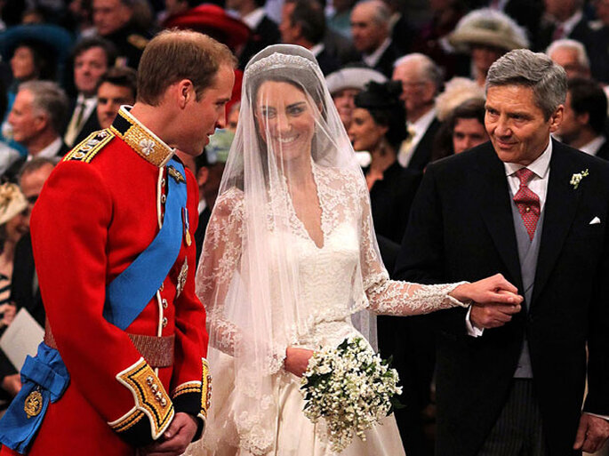 Boda real Kate y William