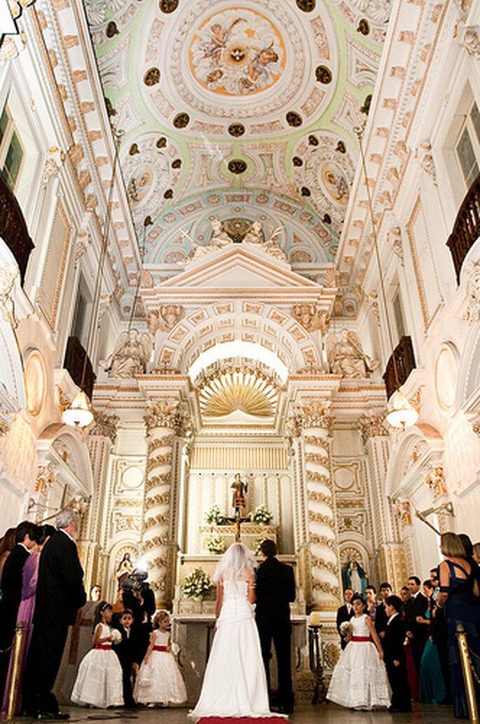 Padrinos de mi boda religiosa