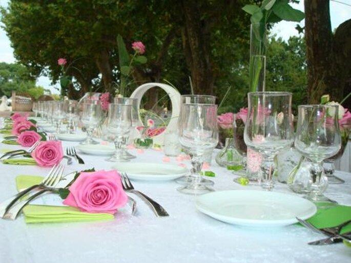 Mariage en plein air : on mise sur le côté champêtre et romantique - Photo : One Day Event