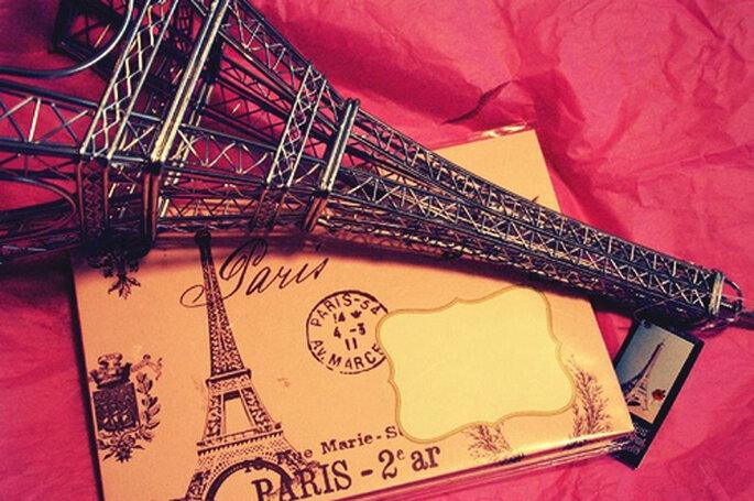 6 lieux insolites pour un mariage dans Paris - Photo:Favim