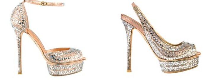 Per una sposa in vena di follie, due modelli Limited Edition 2012 di Le Silla