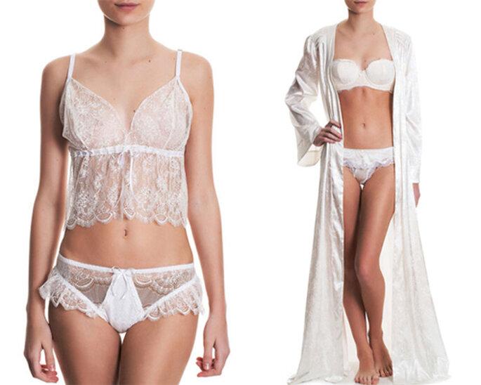 La Rouge Belle: la marca recién lanzada por Lalá Rudge cuenta con una línea sólo para novia. Foto de Divulgación La Rouge Belle