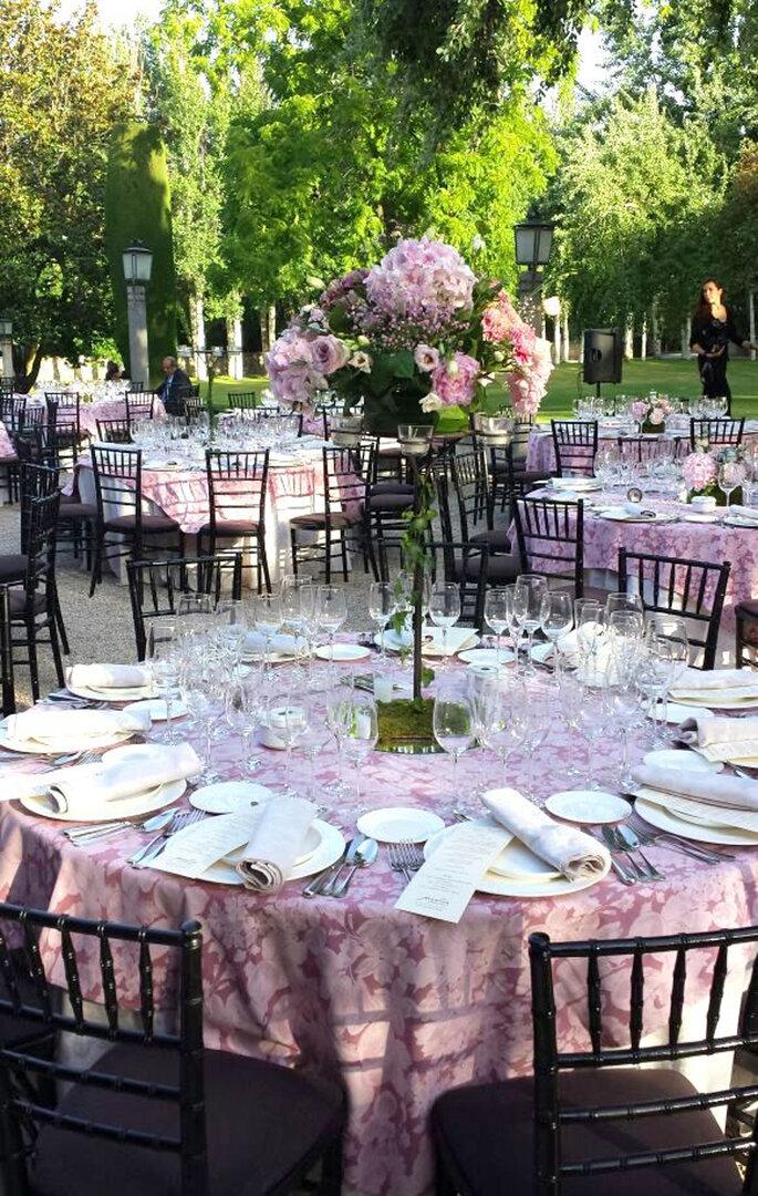 Las 8 mejores fincas para bodas en el norte de madrid - Casa monico bodas ...
