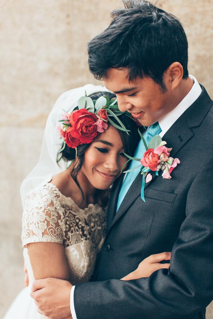 14 idées pour que mari et femme soient parfaitement assortis le jour du mariage - Steve Cowell
